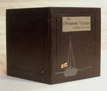 Presentation binding for The Chesapeake Voyages of Captain John Smith