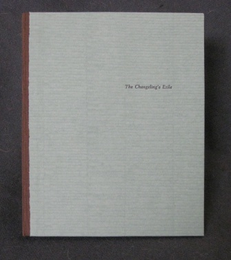Cover for The Changeling's Exile