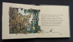 Opening spread for There be Monsters