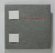 Cover for the book There Be Monsters