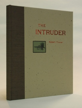"""The Intruder"" cover"