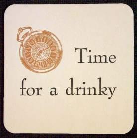 drinky coaster