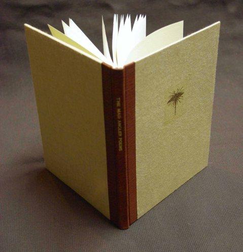 fanned book