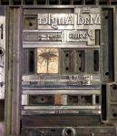 title page letterpress lock-up