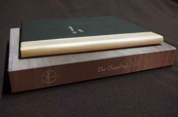 Deluxe copy of The Changeling's Exile
