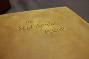 Deluxe Mad Angler Poems detail