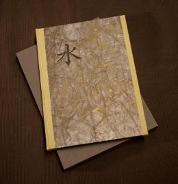 angle highlights gold batik