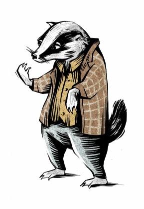 Badger c